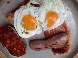 Pope Joan's Kinda Full Breakfast